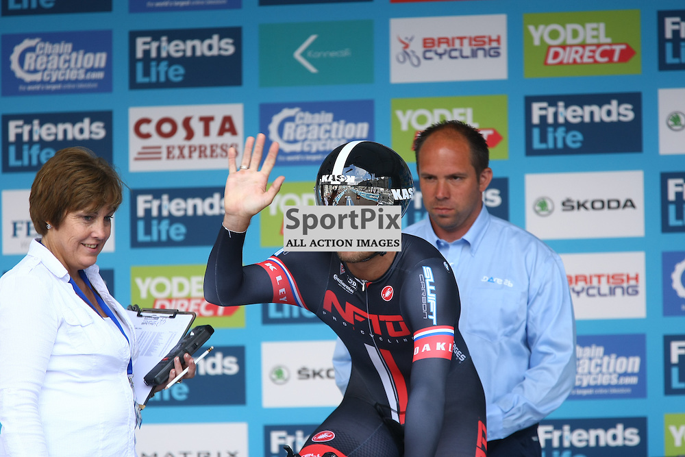 NFTO's Adam Blythe GBR. Friends Life Tour of Britain 2014. Round 8. (c) Matt Bristow | SportPix.org.uk