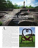 August 2015, Chronogram, Creative Neighbors