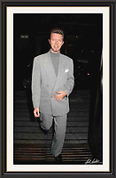 David Bowie Bury st<br /> Mayfair 1992<br /> A2  Museum-quality Archival signed Framed Print (Limited Edition of 25)