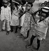 Lome Children - Togo