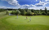 's Hertogenbosch - Hole 4 Golfbaan Haverleij. COPYRIGHT KOEN SUYK