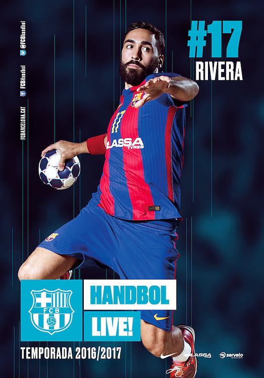 Copyright © 2018 F.C. Barcelona / Santiago Garcés. All rights reserved.