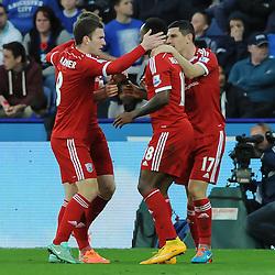 Leicester v West Brom   Premier League   1 November 2014