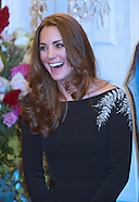 KATE & Prince William Attend State Reception