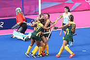 Olympics - Women's Hockey SA v Argentina Pool b Match