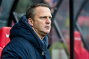ALKMAAR - 11-12-2016, AZ -  Feyenoord, AFAS Stadion, 0-4, AZ trainer John van den Brom