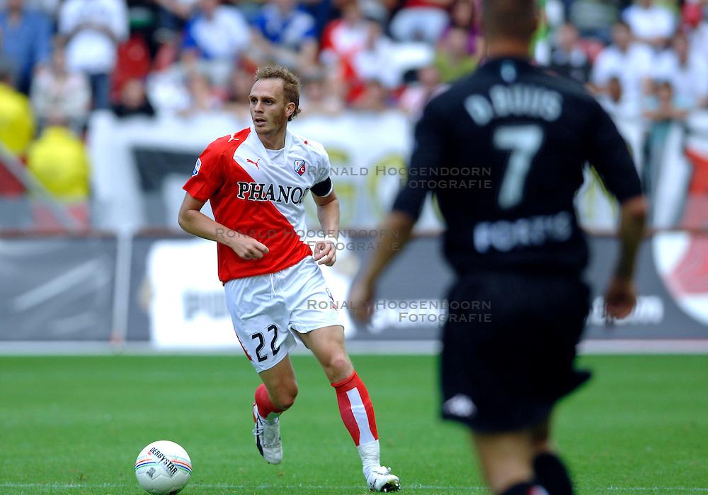 19-08-2007 VOETBAL: UTRECHT - FEYENOORD: UTRECHT<br /> Feyenoord wint met 3-0 in de Galgenwaard / Sander Keller<br /> &copy;2007-WWW.FOTOHOOGENDOORN.NL
