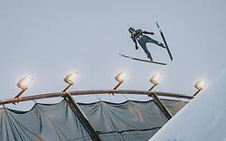 29.02.2020, Salpausselkae Hill, Lahti, FIN, FIS Weltcup Ski Sprung, Herren, Teamspringen, im Bild Jakub Wolny (POL) // Jakub Wolny of Poland during the men's team event of FIS Ski Jumping World Cup at the Salpausselkae Hill in Lahti, Finland on 2020/02/29. EXPA Pictures © 2020, PhotoCredit: EXPA/ JFK
