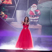 NLD/Amsterdam/20171223 - The Christmas Show 2017 in de Ziggo Dome, Glennis Grace