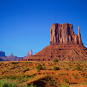 The impressive monoliths of Monument Valley Navajo Tribal Park