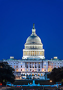 The United States Capitol Building, Washington D.C., USA
