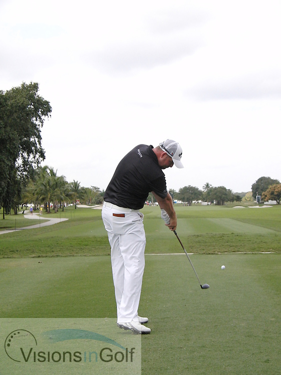Marc Leishman<br /> High Speed Swing Sequence<br /> March 2016