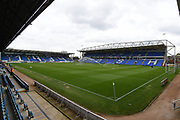 Peterborough United ABAX stadium before the EFL Sky Bet League 1 match between Peterborough United and Fleetwood Town at London Road, Peterborough, England on 14 April 2017. Photo by Ian Lyall.