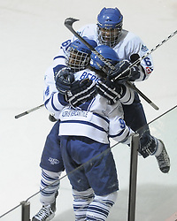 The Toronto Marlies won the 2011 OHL Cup with a 5-3 win over the Don Mills Flyers at the Herb Carnegie Centennial Arena in North York on Sunday March 27, 2011. Photo by Aaron Bell/OHL Images