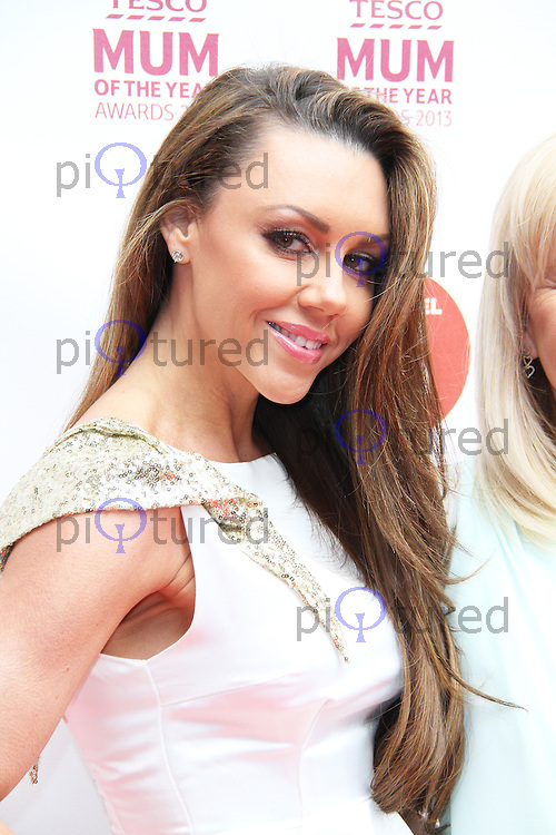 Michelle Heaton,Tesco Mum Of The Year, The Savoy Hotel, London UK, 03 March 2013, (Photo by Richard Goldschmidt)