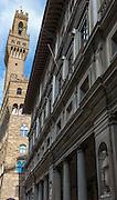 City Hall; Florence; Italy; Palazzo Vecchio