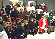 Pro Basketball Hall of Famer Calvin Murphy visited the Mustang Community Center and spoke with the GENTS from Lockhart ES, who offered up a Christmas-themed performance.<br /> To submit photos for inclusion in eNews, send them to hisdphotos@yahoo.com.