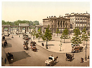 Stunning Old photochrome prints turn back the clock in London <br />