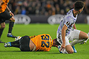 Leander Dendoncker of Wolverhampton Wanderers during the Europa League match between Wolverhampton Wanderers and Besiktas at Molineux, Wolverhampton, England on 12 December 2019.