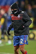 Crystal Palace midfielder Jason Puncheon  during the Barclays Premier League match between Crystal Palace and Sunderland at Selhurst Park, London, England on 23 November 2015. Photo by Simon Davies.