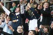Dundee fans - St Johnstone v Dundee, McDiarmid Park, Perth, 18/08/2007