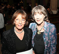 Audrey Hoare and Eileen Atkins