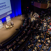 2018 Law Day conversation with Deputy Attorney General Rod Rosenstien event at The Newseum
