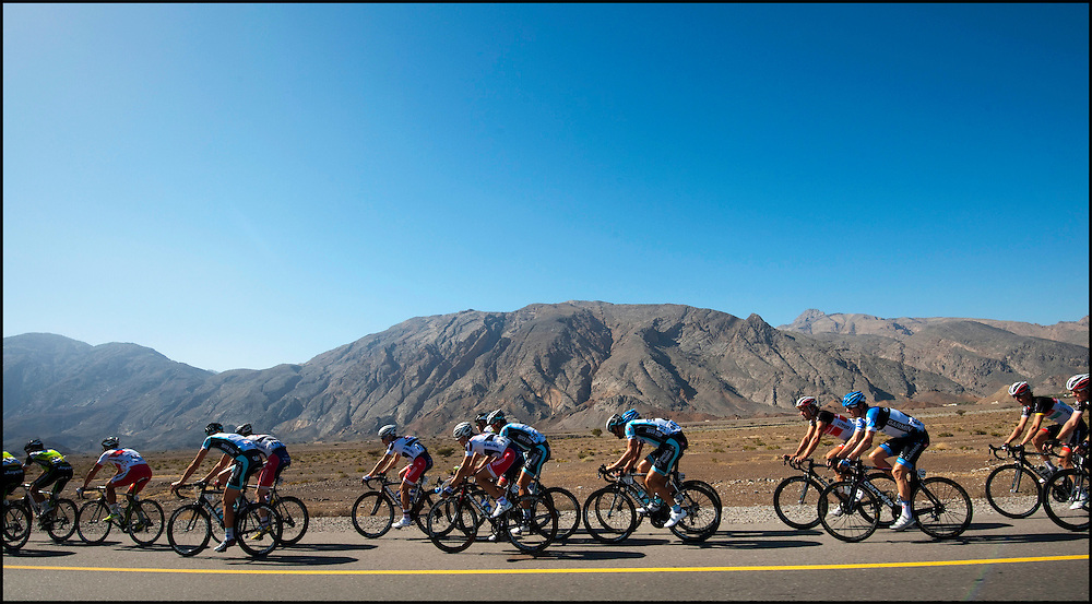 Tour of Oman 2012.© Antony Jones...