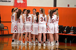 28 December 2017: State Farm Holiday Classic Coed Basketball Tournament at Normal Community High School in Normal IL<br /> <br /> SFHC - Large School Girls Wheaton Tigers v Normal Community Ironmen