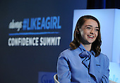 07/07/2015 Always #LikeAGirl Confidence Summit with Maisie Williams