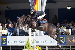 Van Asten Mathijs (NED) - Argos<br /> FEI World Breeding Jumping Championship for Young Horses - Lanaken 2012<br /> © Dirk Caremans