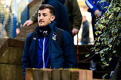 Tom Lockyer of Bristol Rovers arrives at Roots Hall prior to kick off - Mandatory by-line: Ryan Hiscott/JMP - 02/02/2019 - FOOTBALL - Roots Hall - Southend-on-Sea, England - Southend United v Bristol Rovers - Sky Bet League One