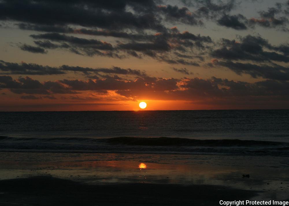 Jekyll molten sunrise