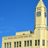 T&amp;G Mutual Life Building in Hobart, Australia<br />
