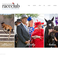 Thoroughbred raceclub - sample pages