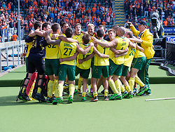 20140615; Final HWC2014 men; Australia-Netherlands; world champions