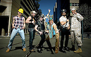 The Village People in Sydney for the 2015 Mardigras