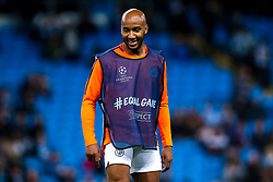 Fabian Delph of Manchester City - Mandatory by-line: Robbie Stephenson/JMP - 19/09/2018 - FOOTBALL - Etihad Stadium - Manchester, England - Manchester City v Lyon - UEFA Champions League Group F
