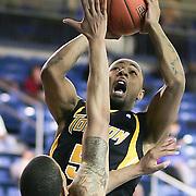 NCAA BASKETBALL 2011 - Feb 23 - Delaware defeats Towson 80-70