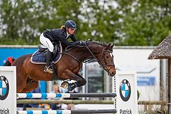 Van De Walle Chloe, BEL, Falmous One Van Schore<br /> Belgisch kampioenschap Young Riders - Azelhof - Lier 2019<br /> © Hippo Foto - Dirk Caremans<br /> 30/05/2019