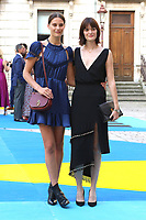 Charlotte Wiggins, Sam Rollinson, Royal Academy of Arts Summer Exhibition preview party 2018, Royal Academy of Arts, London, UK, 06 June 2018, Photo by Richard Goldschmidt