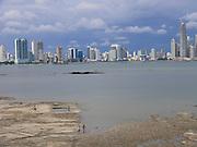La ciudad de Panamá es la capital de la República de Panamá. Es la principal y mayor ciudad del país y está localizada a orillas del golfo de Panamá, en el océano Pacífico, al este de la desembocadura del canal de Panamá.© Victoria Murillo/ Istmophoto.com