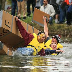Cardboard Boat Race Engineering CST