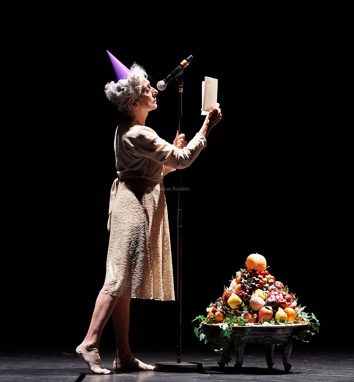 22nd June 2017. Elixir Festival, Knowbody II. Sadler's Wells,London. <br /> The Road Awaits Us conceived, adapted and choreographed by Annie-b Parsons