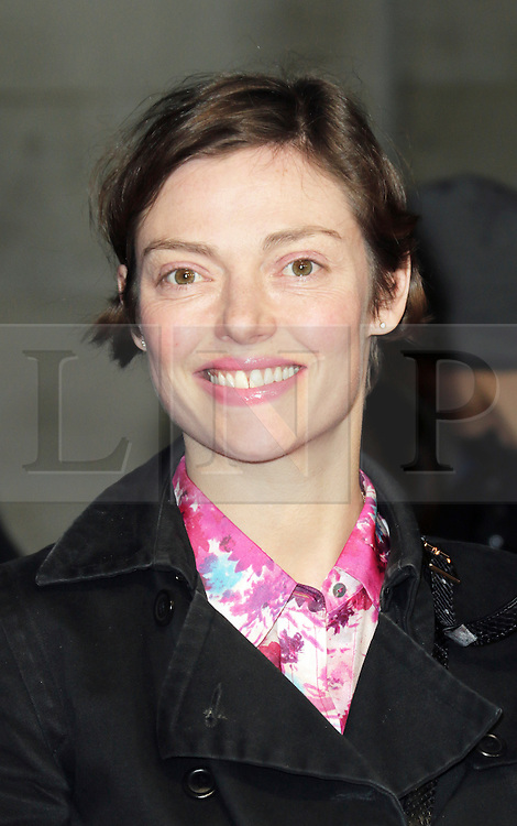 © Licensed to London News Pictures. 24/03/2014, UK. Camilla Rutherford, Muppets Most Wanted - VIP screening, Curzon Mayfair, London UK, 24 March 2014. Photo credit : Richard Goldschmidt/Piqtured/LNP