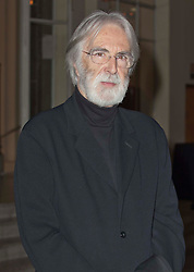 Austrian writer-director Michael Haneke, recently nominated for the 2013 Academy Awards for his film 'Amour', the Gold Medal of the Fine Arts, the highest award available to the institution, Madrid, Spain, February 20, 2013. Photo by Nacho Lopez / DyD Fotografos / i-Images...SPAIN OUT