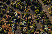 A Google Earth Pro rendering of Blackhawk Circle at Southridge Drive near Fountaingrove Parkway in Santa Rosa, Calif. The area was later devastated by the Tubbs Fire in October 2017.