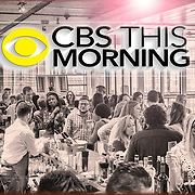 CBS This Morning Party at Ousia NYC 2017
