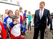 Willem-Alexander bezoek aan het initiatief Super COOL!
