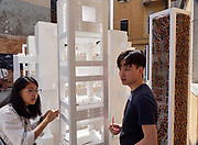 "FREESPACE - 16th Venice Architecture Biennale. Hong Kong, ""Vertical Fabric: density in landscape""."
